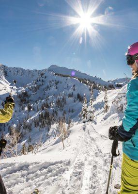 10 dingen die je moet weten over wintersport in Amerika