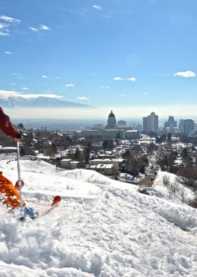 Een stedentrip Salt Lake City + wintersport: een gouden combinatie