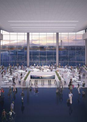 Salt Lake City International Airport (SLC) opent nieuwe luchthaven